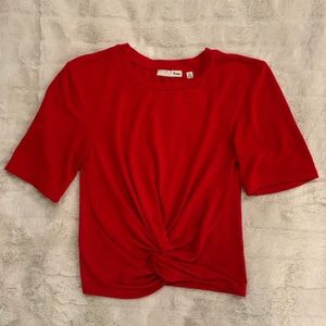 Wilfred Free Subah T-Shirt Red